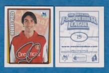 Arsenal Robert Pires France 15
